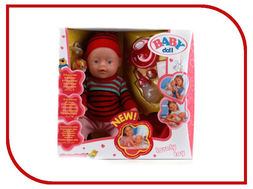 Кукла Baby Doll с аксессуарами 1004O1013 npkcollection 55cm full silicone body reborn baby doll toy realistic newborn boy babies doll lifelike birt hday gift for girls