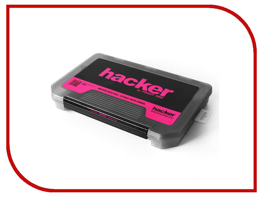 Аксессуар Hacker 109958 Dark Gray green shane culture hacker