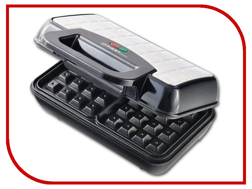 Вафельница First FA-5305-4 first fa 5305 2 black