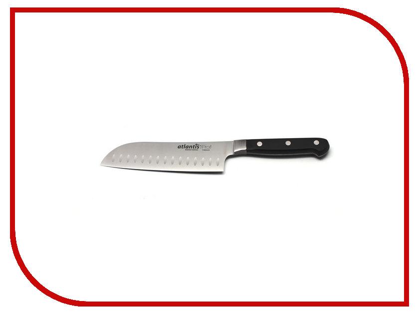 Нож Atlantis 24114-SK - длина лезвия 190мм кухонные ножницы atlantis 20cm 24111 sk