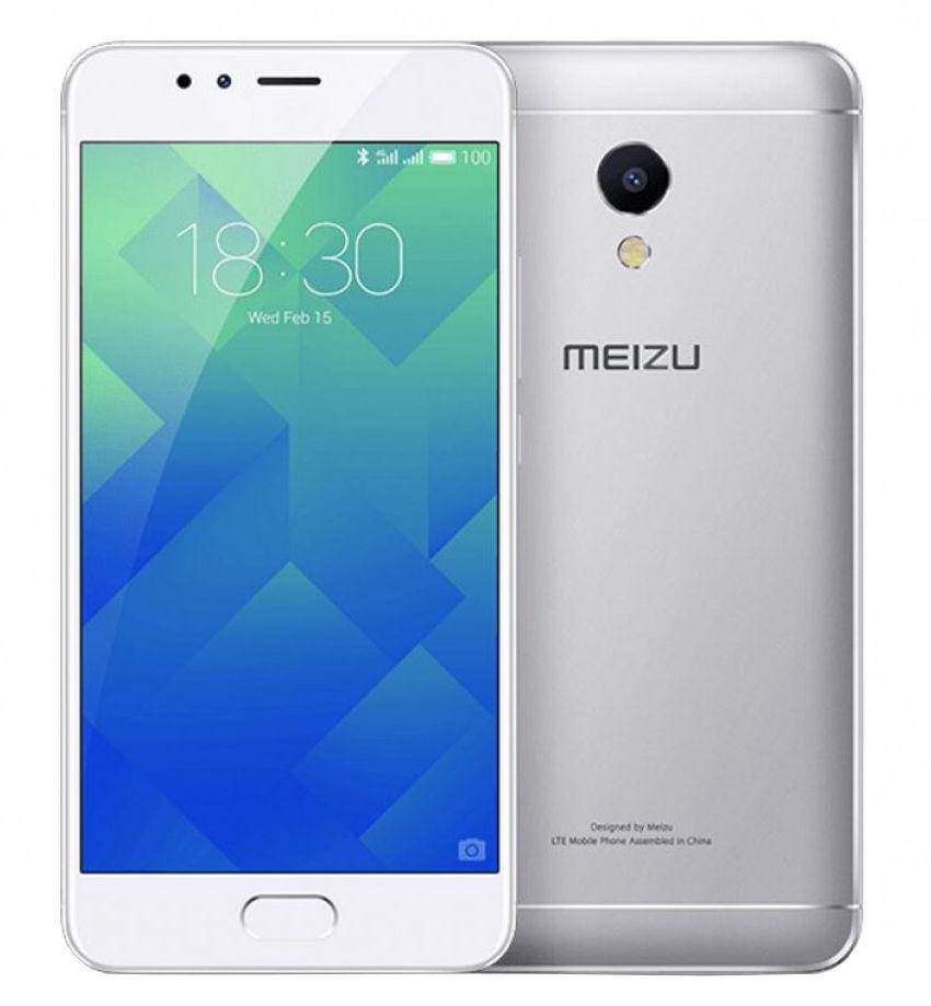 Сотовый телефон Meizu M5S 32Gb Silver смартфон meizu m5s m612h 3 16gb silver серебристый m612h 16 s