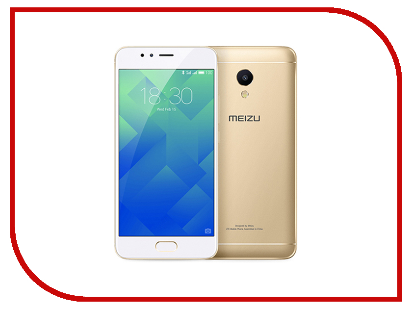 Сотовый телефон Meizu M5S 32Gb Gold 100% tested for meizu m5s meilan 5s lcd mini display touch screen digitizer assembly replacement free shipping with tools as gift