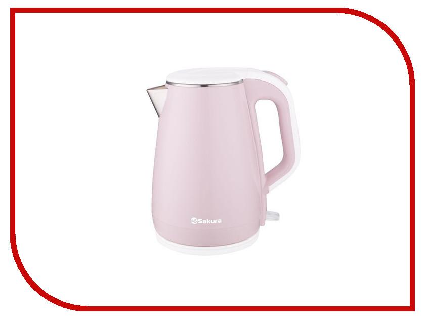 Чайник Sakura SA-2146P чайник sakura sa 2134bl