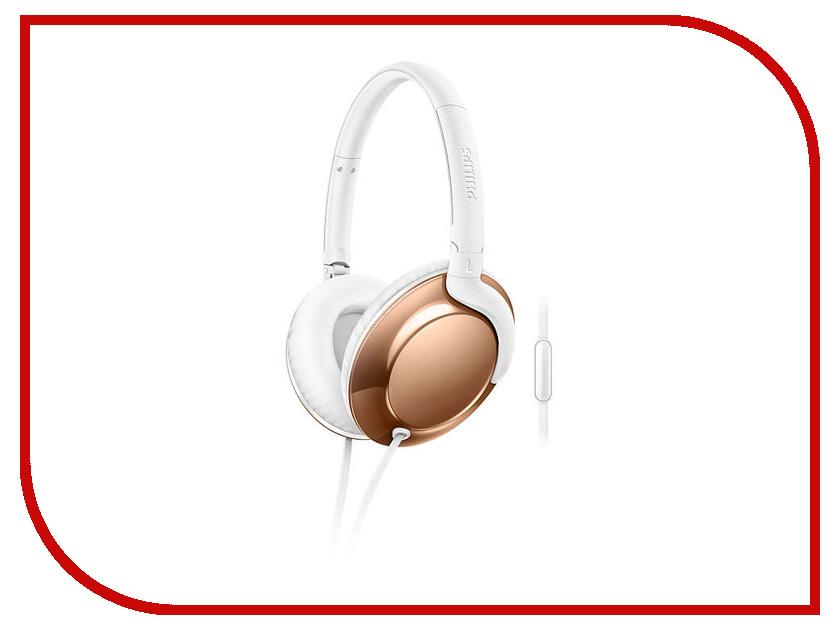 все цены на Гарнитура Philips SHL4805DC/00 White онлайн