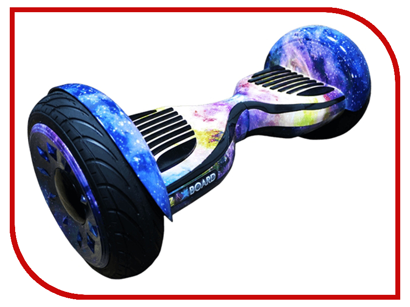 Гироскутер Zaxboard ZX11-085 Pro Космос гироскутер zaxboard zx11 082 pro самобалансировка влагозащита pink space