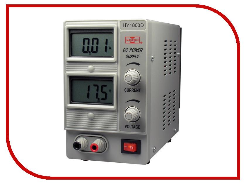 Блок питания Mastech HY1803D мультиметр mastech ms8239c