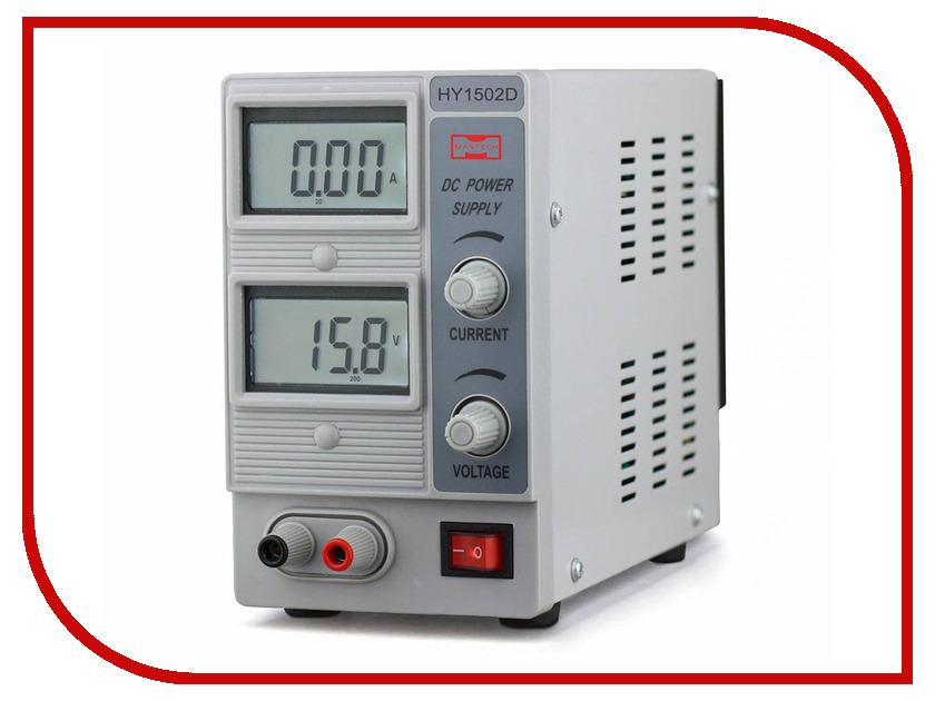Блок питания Mastech HY1502D мультиметр mastech ms8239c
