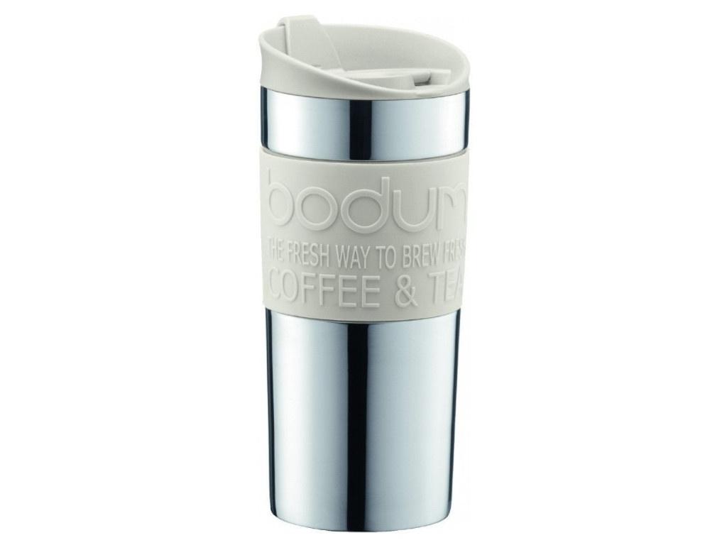Термокружка Bodum Travel Mug 350ml White 11068-913