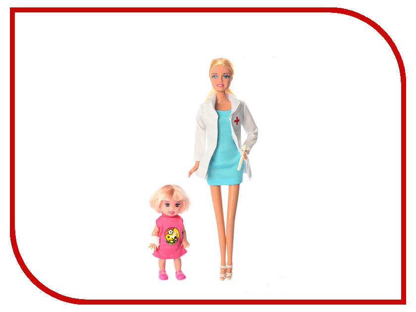 Кукла Defa Lucy Доктор и ребенок 8348 кукла defa lucy модная white light blue 8316bl