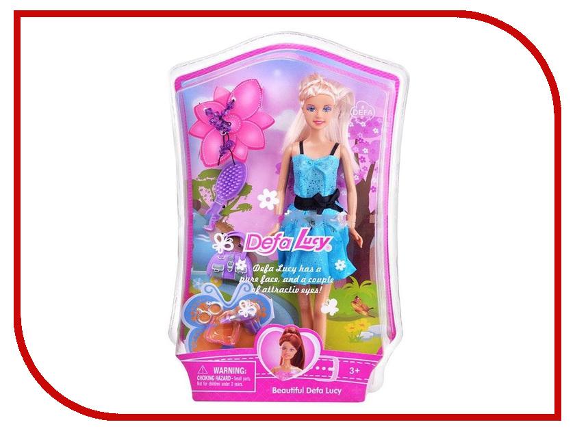 Кукла Defa Lucy 8079 куклы и одежда для кукол defa кукла lucy модная вечеринка с расческой арт 8226