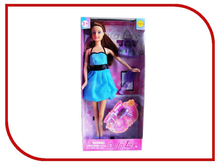 Кукла Defa Lucy 8185 кукла defa lucy модная white light blue 8316bl