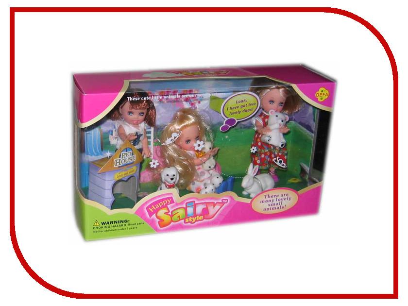 Кукла Defa Lucy 6023 кукла defa lucy 8336