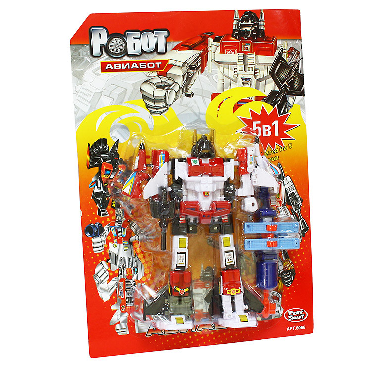 Робот Play Smart G017-H21120