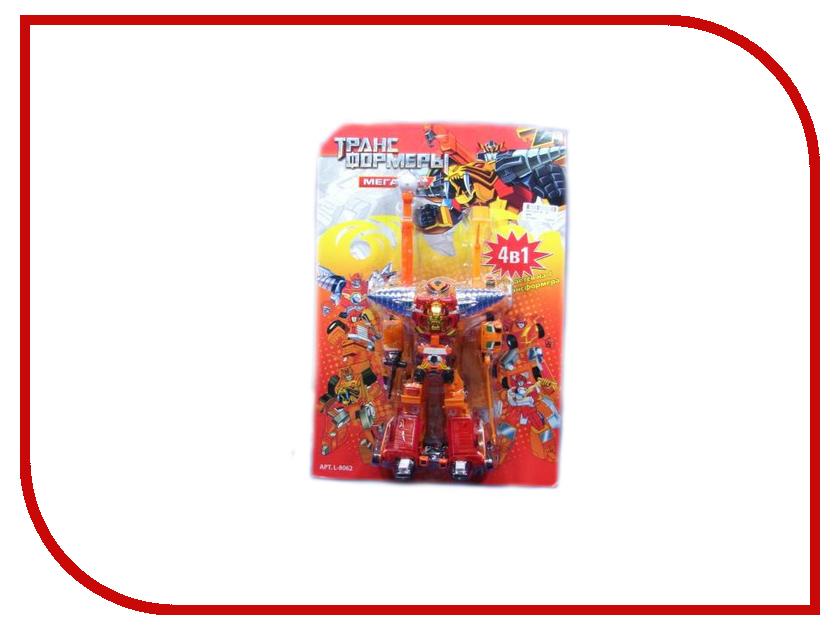 Игрушка Play Smart Мегабот G017-H21116 игрушка play smart a848 h05089 7442