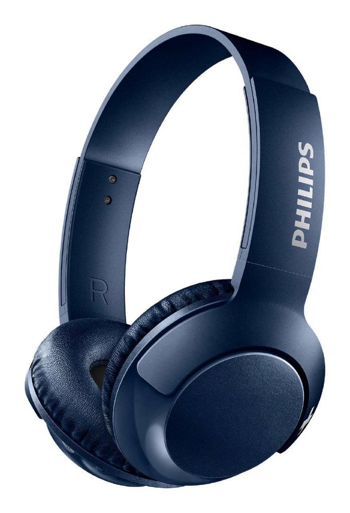Наушники Philips SHB3075BL/00 наушники philips shb3075 black