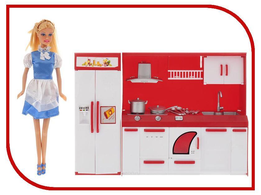 Кукла Defa Lucy с набором мебели 8085 кукла defa lucy принцесса 8269