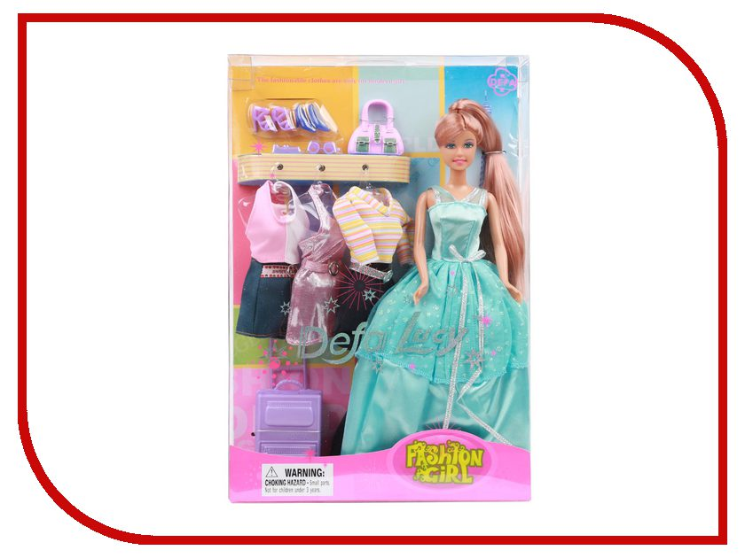 Кукла Defa Lucy 8012 кукла defa lucy 270 228984