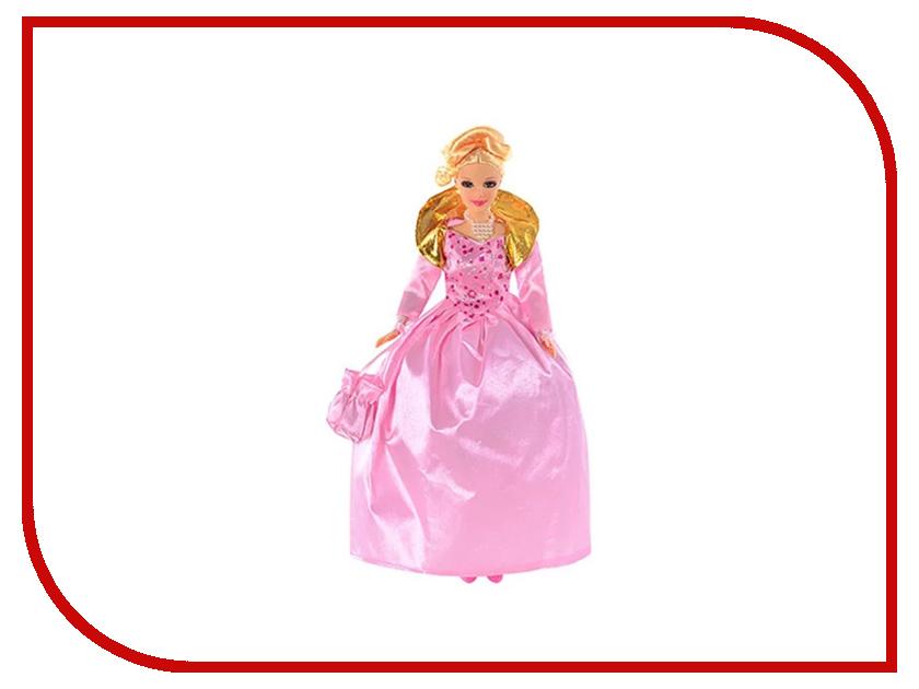 Кукла Defa Lucy Принцесса с сумкой 20997 кукла defa lucy с коляской и собачкой 8205