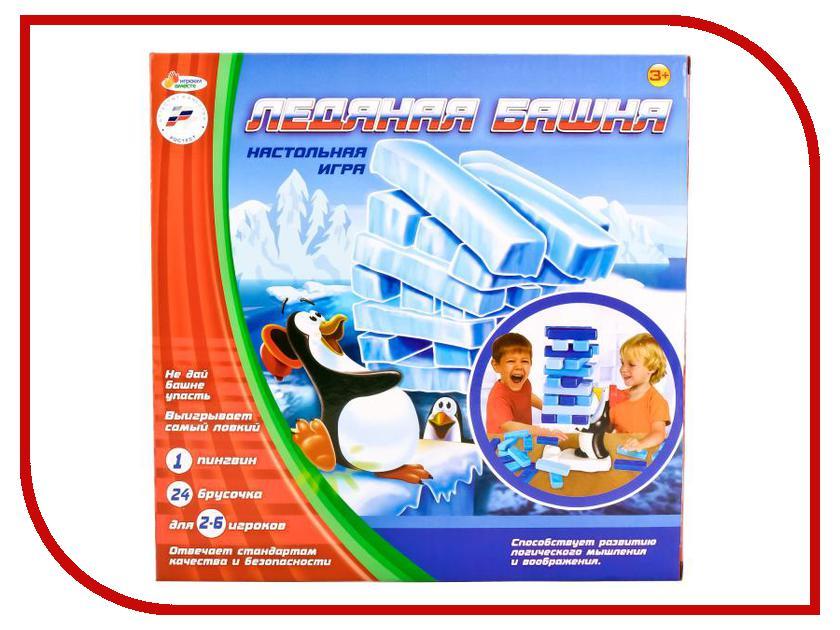 Настольная игра Играем вместе Ледяная башня B1450328-R игра играем вместе набор полицейского b404508 r