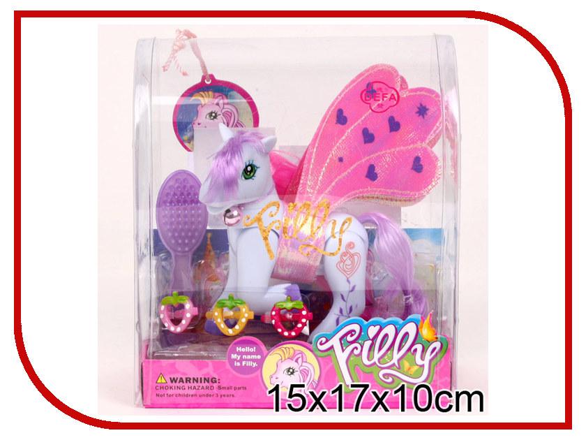 Игрушка Defa Lucy Пони 61017 кукла defa lucy гимнастка 8352