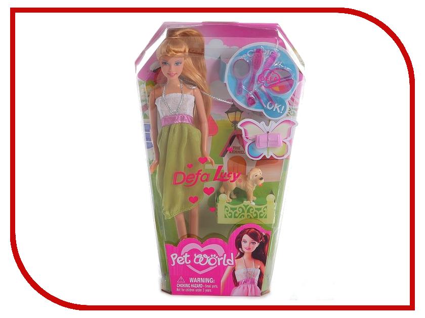 Кукла Defa Lucy 8073 куклы и одежда для кукол defa кукла lucy модная вечеринка с расческой арт 8226