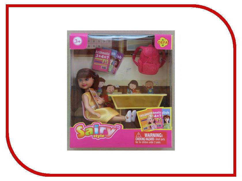 Кукла Defa Lucy Школьница 8298A кукла defa lucy 270 228984