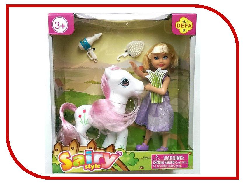 Кукла Defa Lucy 8303A кукла defa lucy модная white orange 8316st