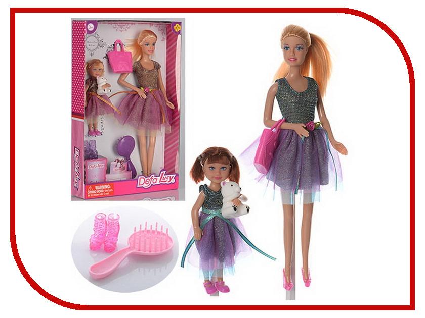 Кукла Defa Lucy Мама + дочь 8304A кукла defa lucy 8077