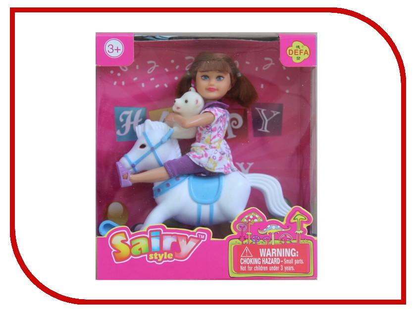 Кукла Defa Lucy 8296A кукла defa lucy модная white light blue 8316bl