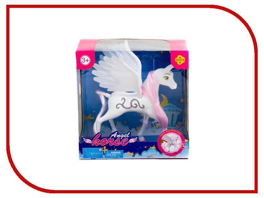 Кукла Defa Lucy Лошадь с крыльями DF8325 кукла defa lucy с коляской и собачкой 8205
