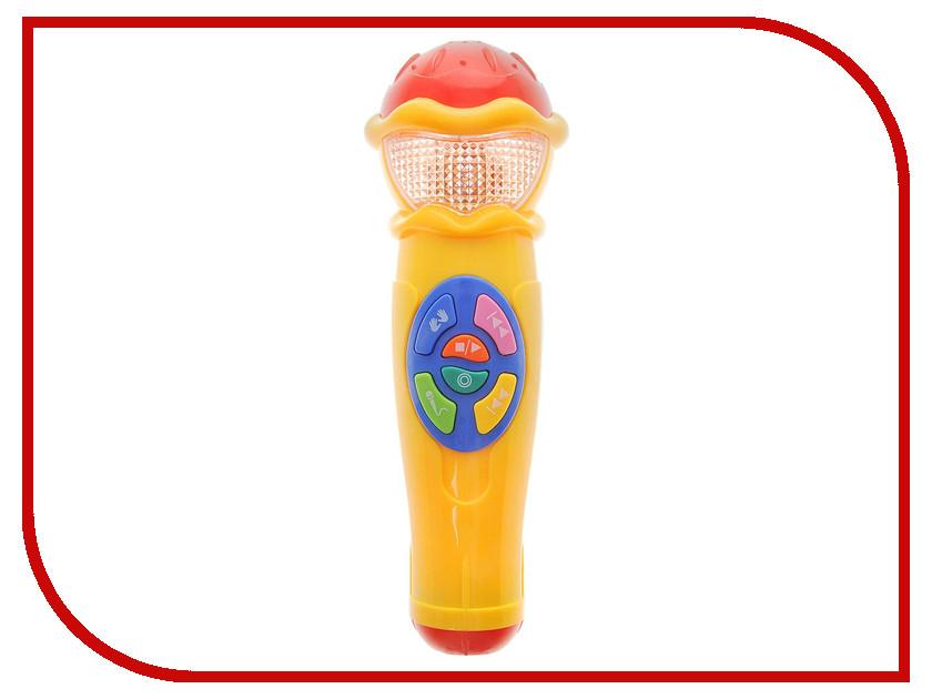 Детский музыкальный инструмент УМКА Микрофон A848-H05031-R3
