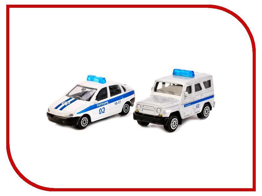 автотрек технопарк 2205b r Автотрек Технопарк Полицейский участок 92086P-R