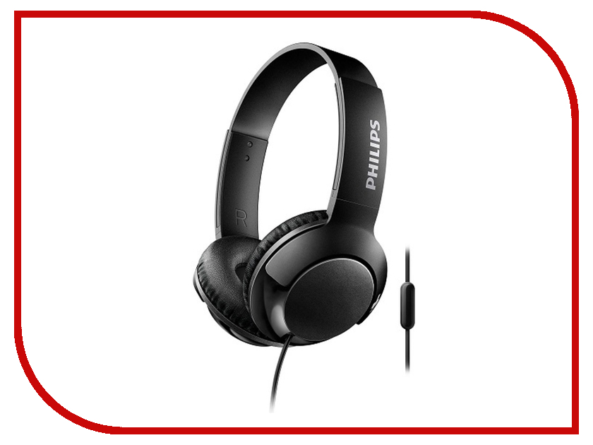 Philips SHL3075 Black philips htl1190b 12 black
