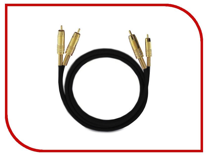 купить Аксессуар Oehlbach NF 1 Master RCA 1m Black D1C-2029 недорого