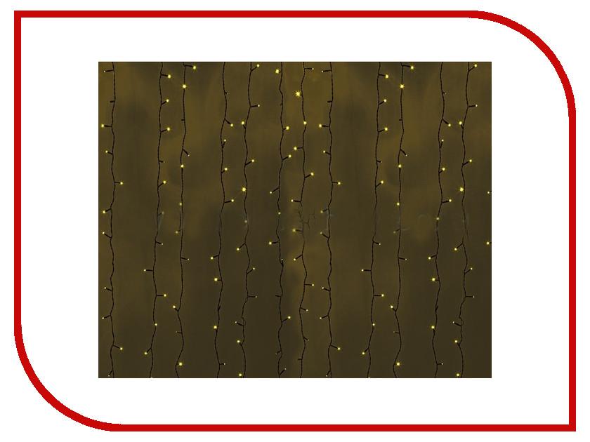 Гирлянда Neon-Night Светодиодный Дождь 2x3m 760 LED Yellow 235-141 neon yellow