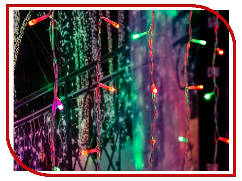 Гирлянда Neon-Night Светодиодный Дождь 2x2m 200 LED RGB 235-349
