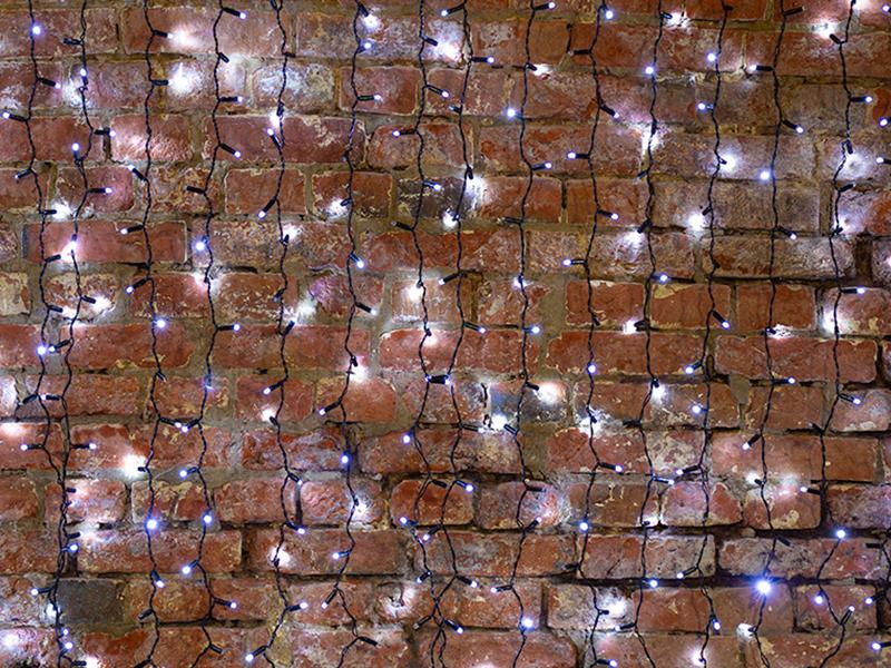 Гирлянда Neon-Night Светодиодный Дождь 2x1.5m 360 LED White 235-231