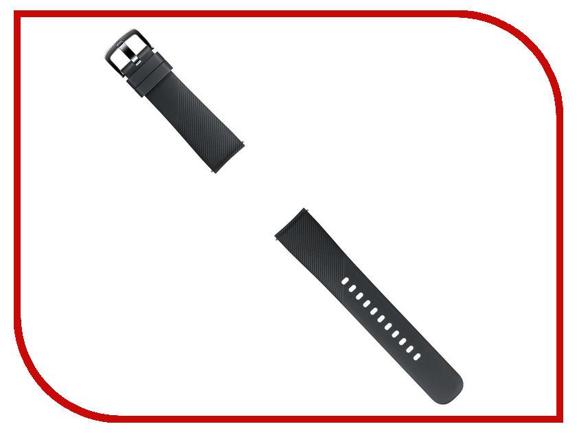 Aксессуар Ремешок Samsung Galaxy Gear Sport ET-YSN60MBEGRU Black
