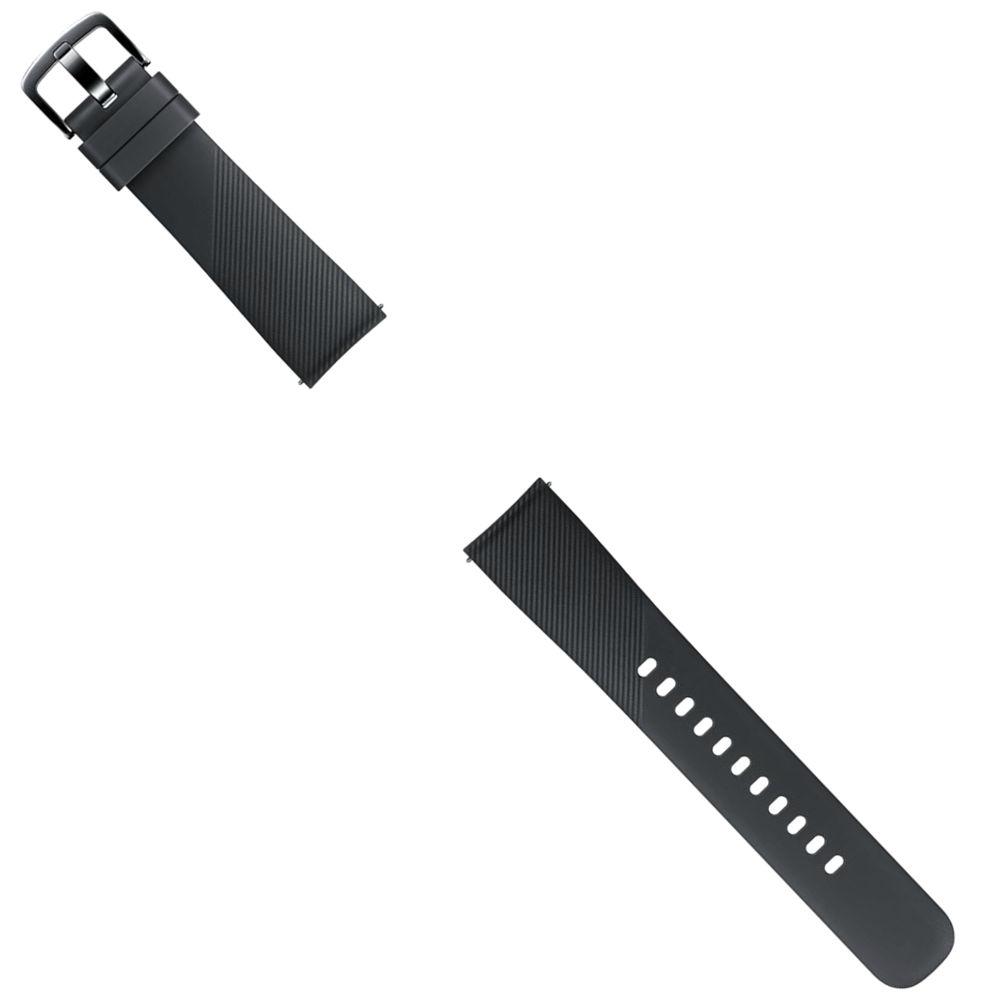 Аксессуар Ремешок Samsung Galaxy Gear Sport ET-YSN60MBEGRU Black