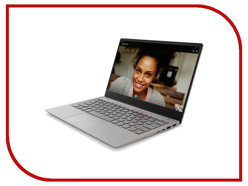 Ноутбук Lenovo IdeaPad 320S-13IKB 81AK008RRK (Intel Core i5-8250U 1.6 GHz/4096Mb/128Gb SSD/Intel HD Graphics/Wi-Fi/Bluetooth/Cam/13.3/1920x1080/Windows 10 64-bit)
