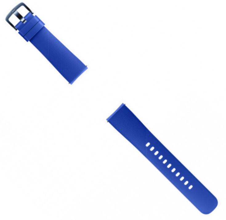 Аксессуар Ремешок Samsung Galaxy Gear Sport ET-YSN60MLEGRU Blue