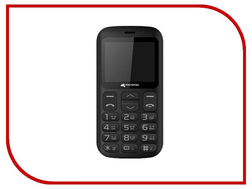 Сотовый телефон Micromax X608 Black сотовый телефон micromax q326 champagne