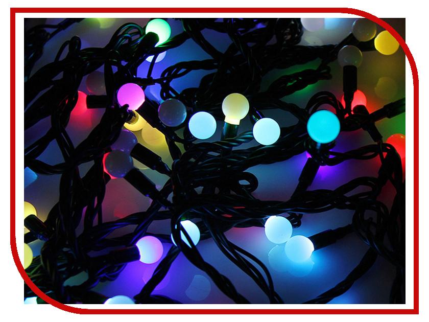 Гирлянда Neon-Night Мультишарики 13mm 20m 200 LED RGB 303-509-1