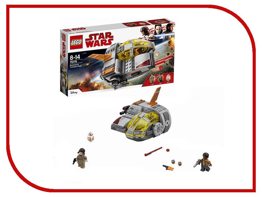 Конструктор Lego Star Wars Транспортный корабль Сопротивления 75176
