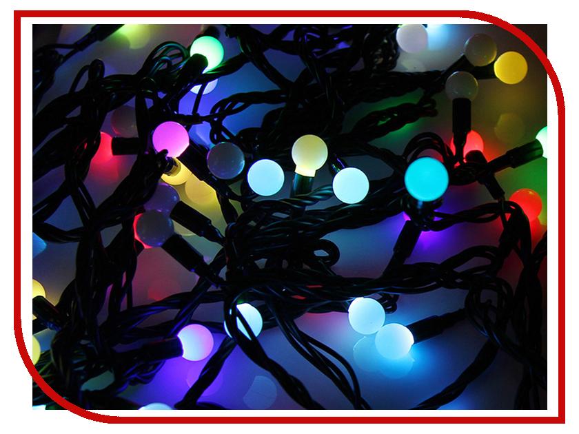 Гирлянда Neon-Night Мультишарики 17.5mm/23mm/45mm 10m 80 LED RGB 303-589