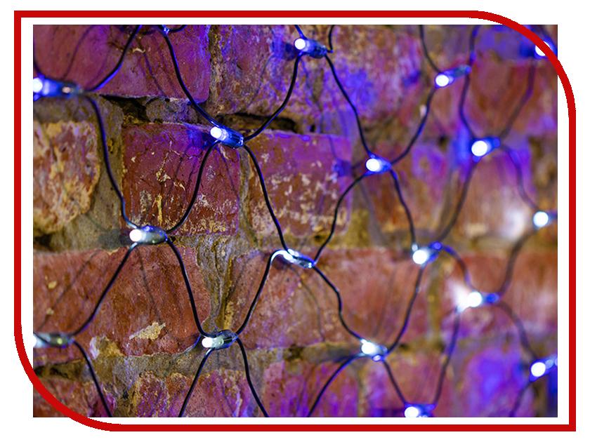Гирлянда Neon-Night Сеть 2x1.5m 288 LED White-Blue 215-022 1 3 ccd water resistant surveillance security camera w 24 led ir night vision white