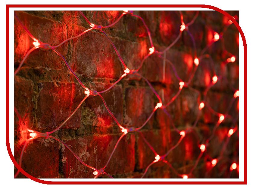 Гирлянда Neon-Night Сеть 2x1.5m 288 LED Red 215-042