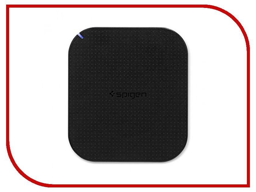 Зарядное устройство Spigen Wireless Essential F302W Black 000CH20765
