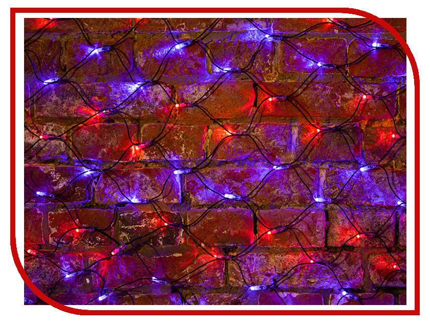 цена на Гирлянда Neon-Night Сеть 2x0.7m 176 LED Red-Blue 215-013