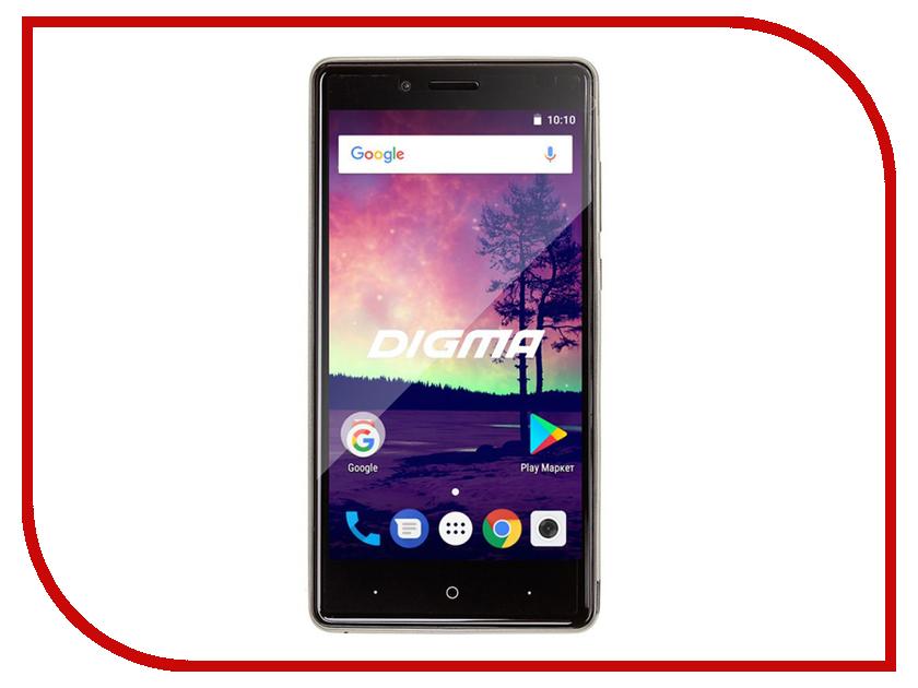 Сотовый телефон Digma VOX S509 3G Grey сотовый телефон digma vox s505 3g white